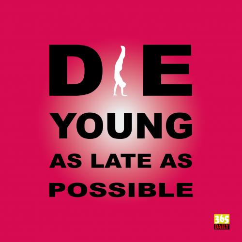 Alter Sport Jugendwahn