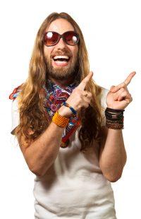 Hippie Versicherung