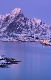Norwegen Nordeuropa Glück
