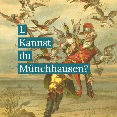 1.  Erzählung von Münchhausen