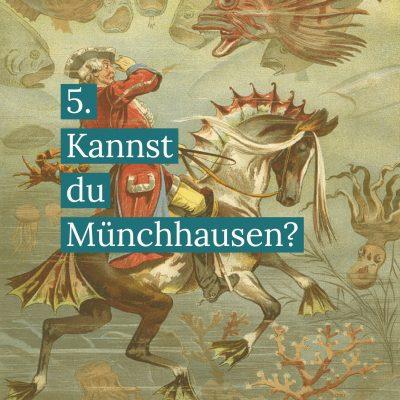 Münchhausen und das Seepferd