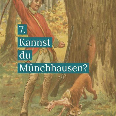 Münchhausen Wolf Erzählung