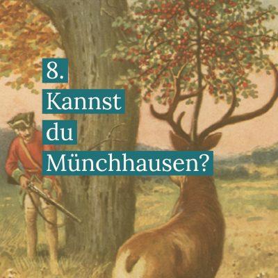 Münchhausen Kirschkerne