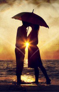 Verliebt Heirat Risiko