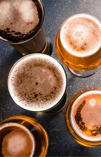 Bier Biertrinker